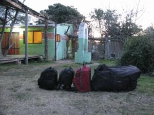 equipaje en Opi